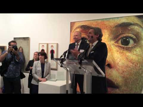 Bp Portrait Award 2014 - Presentation video