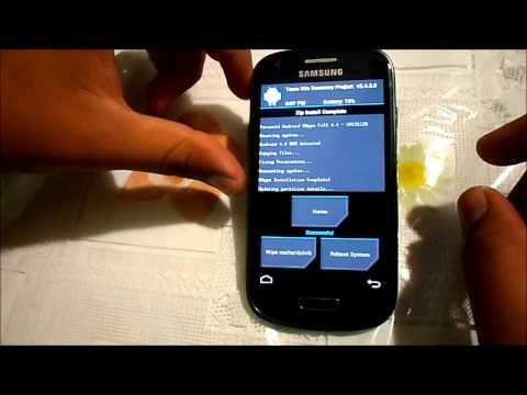 Instalar cyanogenmod 11 de maclaw en Samsung GT I8190L