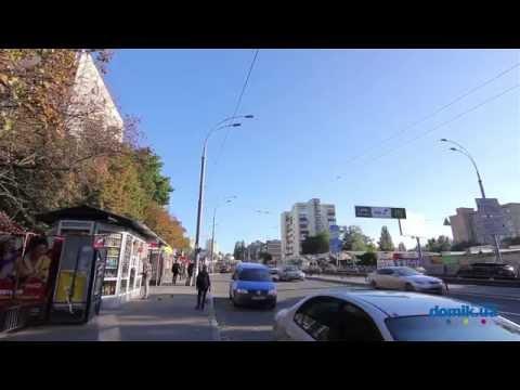 Обзор Чоколовки - Чоколовка - район Киева видео