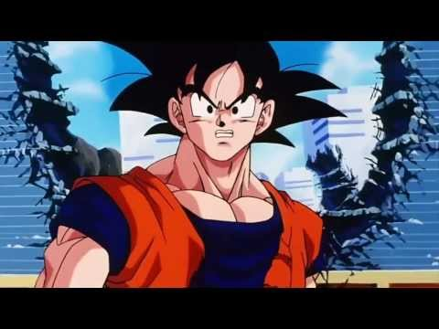 Goku & Vegeta Moments