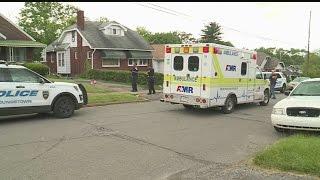 Children running naked outside alerted investigators to dead woman