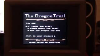 Let's Play The Oregon Trail PART 1