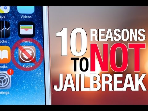 Top 10 Reasons NOT To Jailbreak IOS 9
