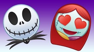 The Nightmare Before Christmas As Told By Emoji | Disney