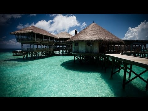 Maldives Islands - Six Senses Laamu - Canon 5D Mark II