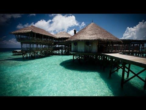 Maldives Islands - Six Senses Laamu - Canon 5d Mark Ii video