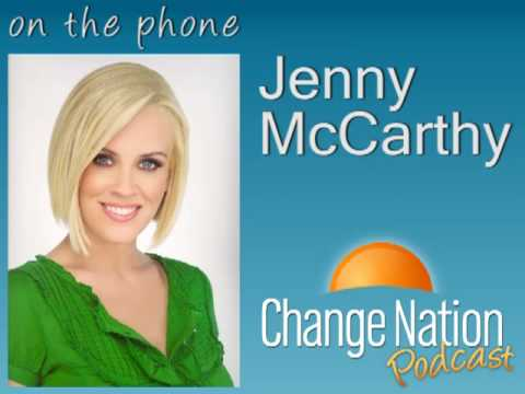 First30Days: Jenny McCarthy on Change Nation