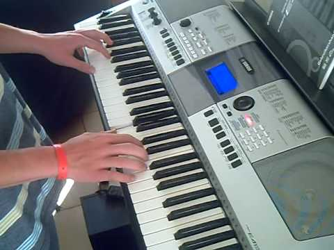 Lambada - Piano (keyboard Psr-e413) By Jamie video