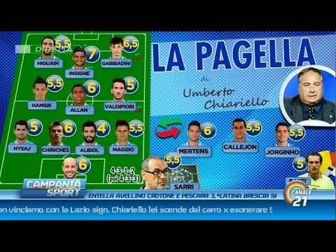 Campania Sport del 13/09/15 (post Empoli-Napoli 2-2)