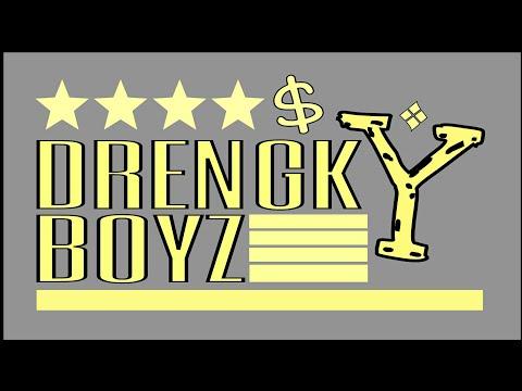 DRENGKY BOYZ X WIZ DRA'ON - MACAK RUSAK (Official Video Lirik)