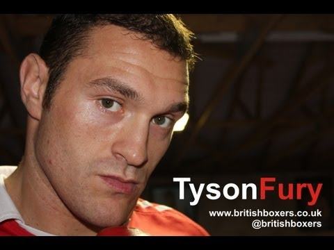 Interview with Tyson Fury on his career and becoming heavyweight champion