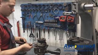Автоматика - автокондиционеры от А до Я.Ремонт компрессора кондиционера.