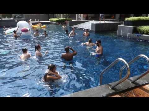 Zouk SEA 2016 - 9 - Pool party ~ video by Zouk Soul