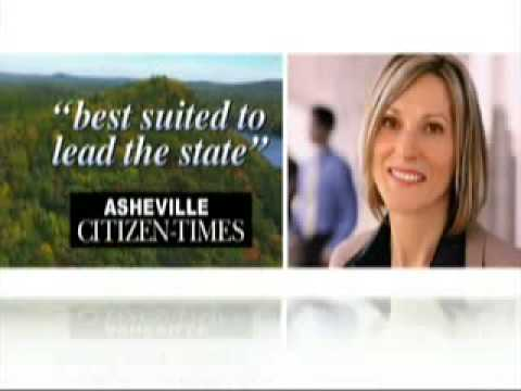 An ad from Republican gubernatorial candidate Pat McCrory cites his ...