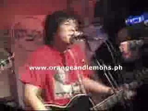 Orange and Lemons - Wag Kang Matakot