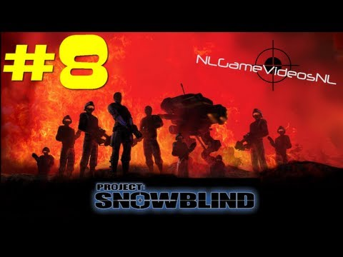 #Project Snowblind: Let's Play Project Snowblind #8 (Dutch Einde)