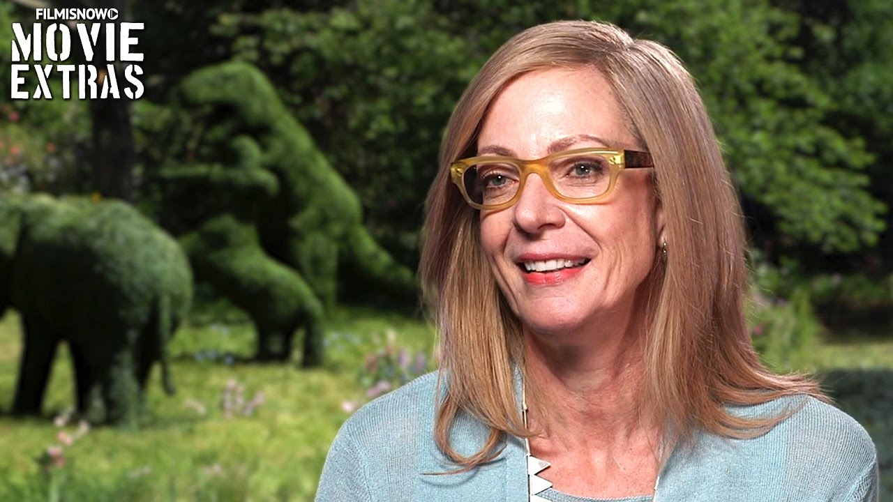 Miss Peregrine's Home For Peculiar Children | On-set visit with Allison Janney 'Dr. Golan'
