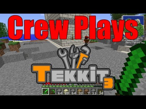 Minecraft Tekkit - Let's Play - Ep 1