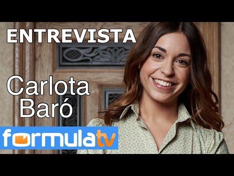 """Carlota Baró """"Saldrá a la luz el pasado nuestros personajes"""