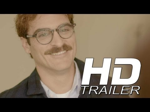 Her Official Trailer - Joaquin Phoenix, Amy Adams