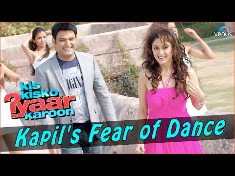 Kis Kisko Pyaar Karoon | Behind The Scenes | Kapil's Fear of Dance thumbnail