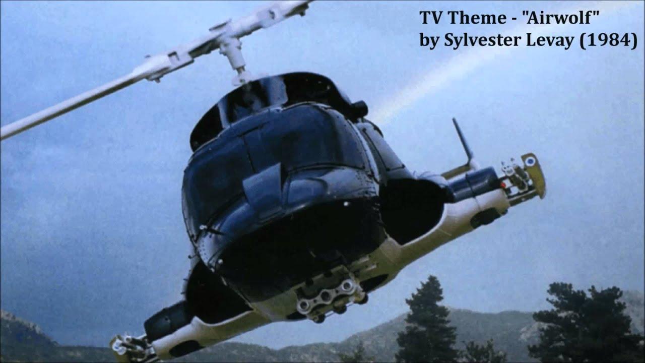 Airwolf tv Series tv Theme Airwolf by