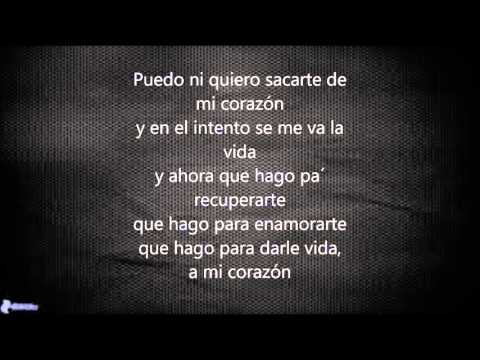 Traidora - Gente de Zona ft Marc Anthony (Lyrics)!!