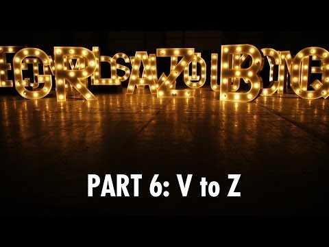 A to Z of Formula One: Part 6 (V to Z)
