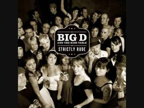 Big D And The Kids Table - Try Out Your Voice