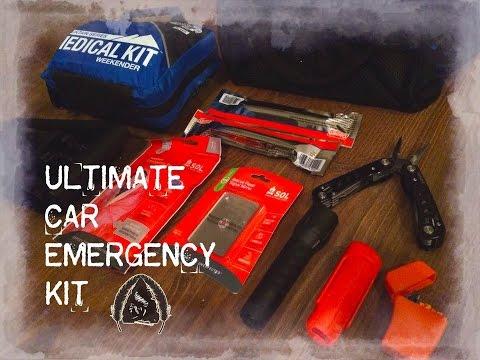 ULTIMATE Car Emergency Kit- Black Scout Reviews