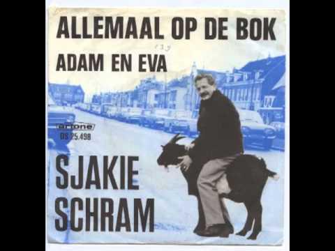 Sjakie Schram - Allemaal Op De Bok