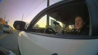 VIDEO: BTPD officer fired after pulling over Sen. Jon Lundberg