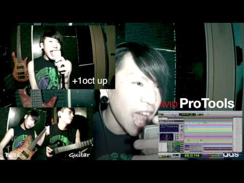 Fantastic Baby -cover- bigbang video