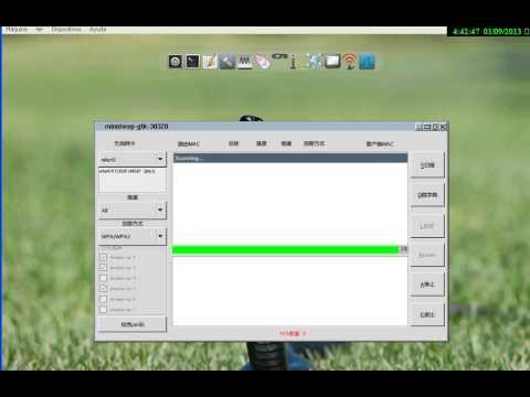 Xiaopan.es Claves wif  WPA y WPA2 sin diccionario.2013