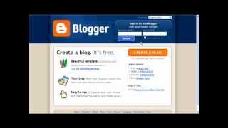 How to Create a Blog For Amazon - Blogger Blogs (Amazon Affiliate - Step 6)