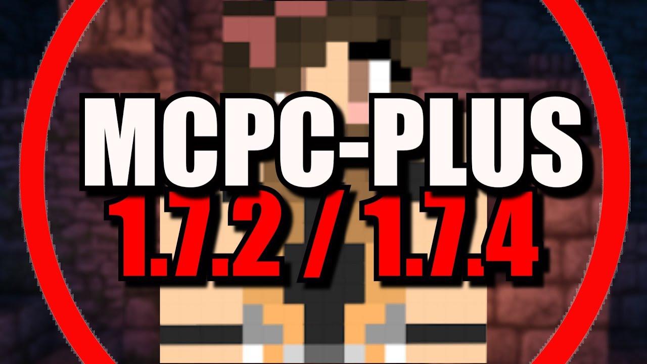 MCPC Plus 1.7.2 / 1.7.4 | Minecraft Mods Into Bukkit | Forge/Bukkit/Spigot | Full Server Download
