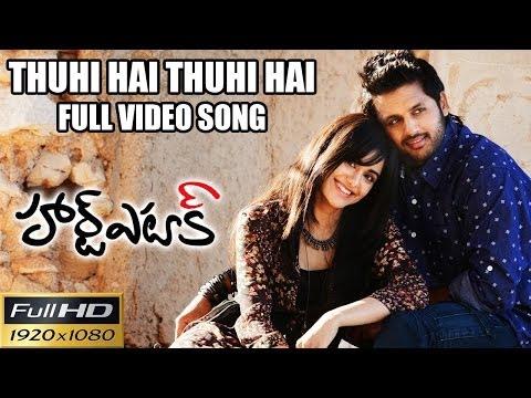 Heart Attack - Thuhi Hai Thuhi Hai HD Video Song | Nithiin, Adah Sharma