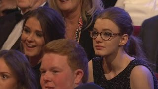British Soap Awards 2015 - Sally Dynevor - Clip