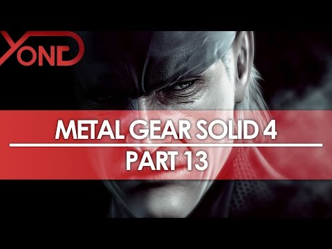 Metal Gear Solid 4 - Raiden 2.0 - Yongplay #13 video