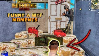 PUBG MOBILE | 2000 IQ TROLLING FUNNY & WTF MOMENTS | PUBG FUNNY FAILS, BUGS GLITCHES