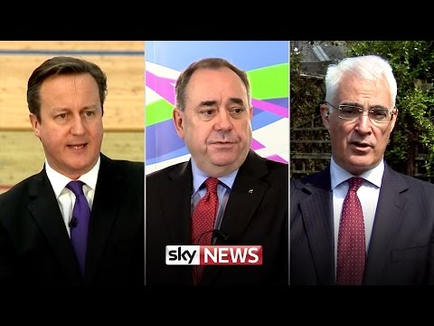 Sky News Scotland Megamix