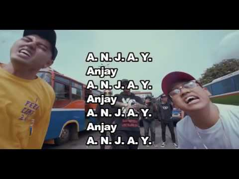 KEMAL PALEVI - Anjay ft. YOUNG LEX, MACK G, ROBERT WYNAND (lyric video)