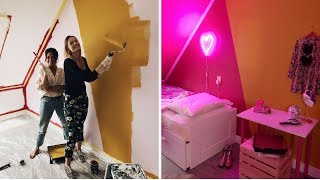 Kinderkamer kleur make-over | Flexa kleurt je interieur | De Huismuts