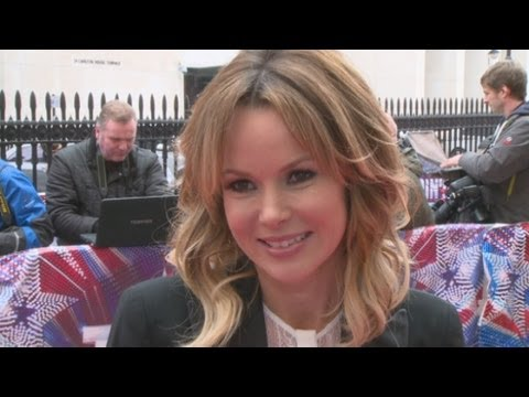 Britain's Got Talent 2013: Amanda Holden interview