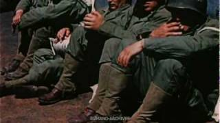 1944 D-day in Color! New Outstanding Footage 1 of 3