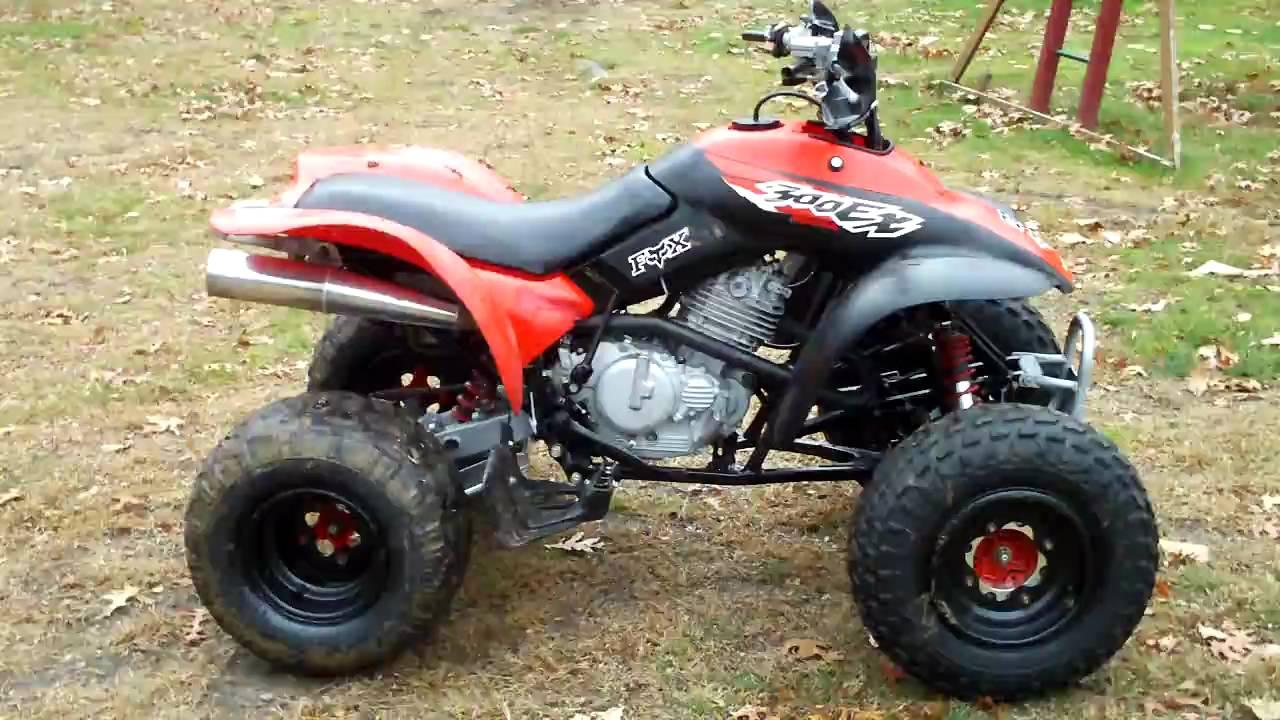 Honda Trx 250x