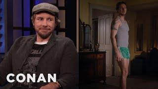 "Dax Shepard Has To Pretend He's Not Handy On ""Bless This Mess"" - CONAN on TBS"