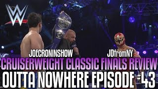 WWE Cruiserweight Classic FINAL 9/14/16 Review - Paige Returning To WWE Raw? OUTTA NOWHERE Ep #43