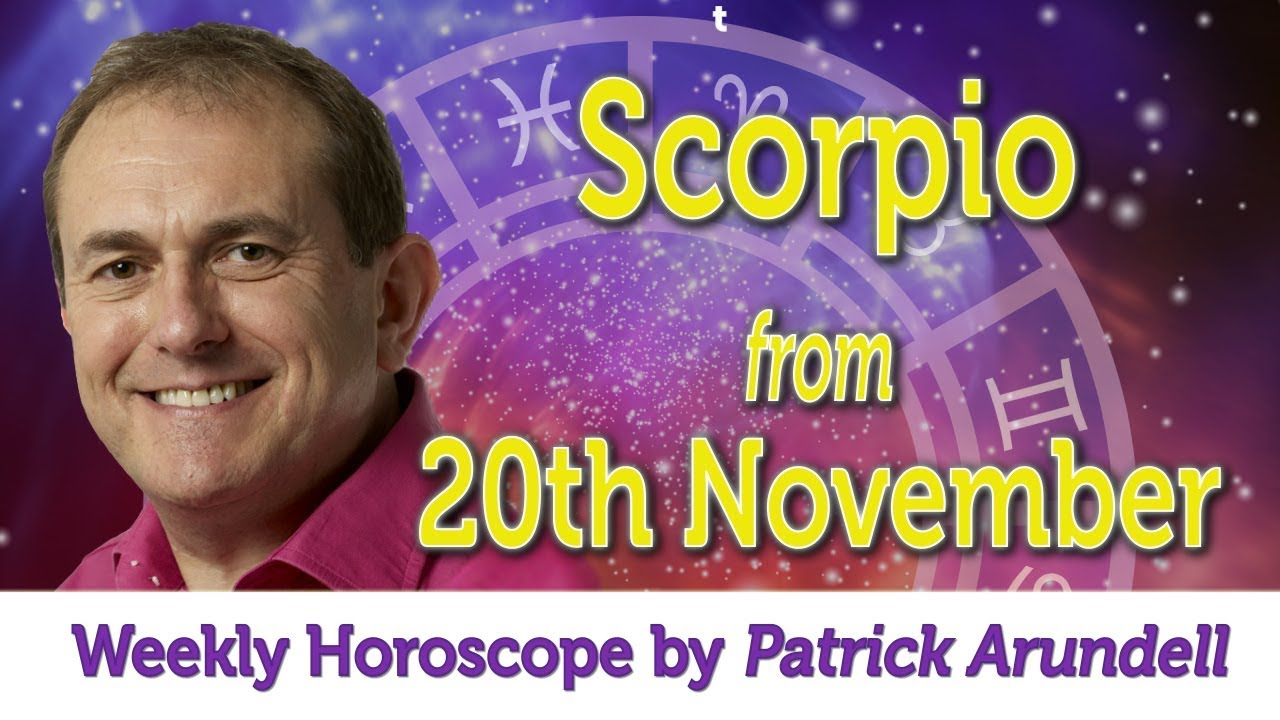 Weekly Horoscopes from 20th November - 27th November 2017