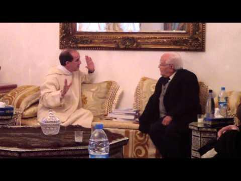 دردشة بين الدكتور محمد الكتاني و الدكتور عبد السلام الغنامي في إطار فعاليات أيام الشروق المنظمة أخير